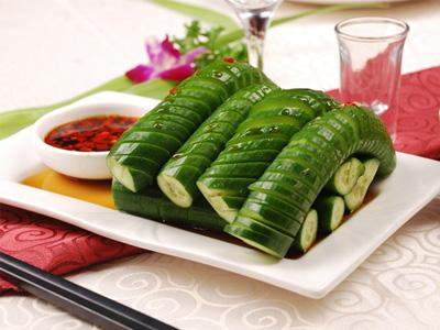 凉拌黄瓜做法及营养价值